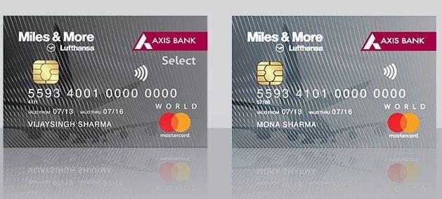 Axis Bank World Traveller Forex Card