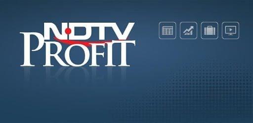 NDTV PROFIT APP