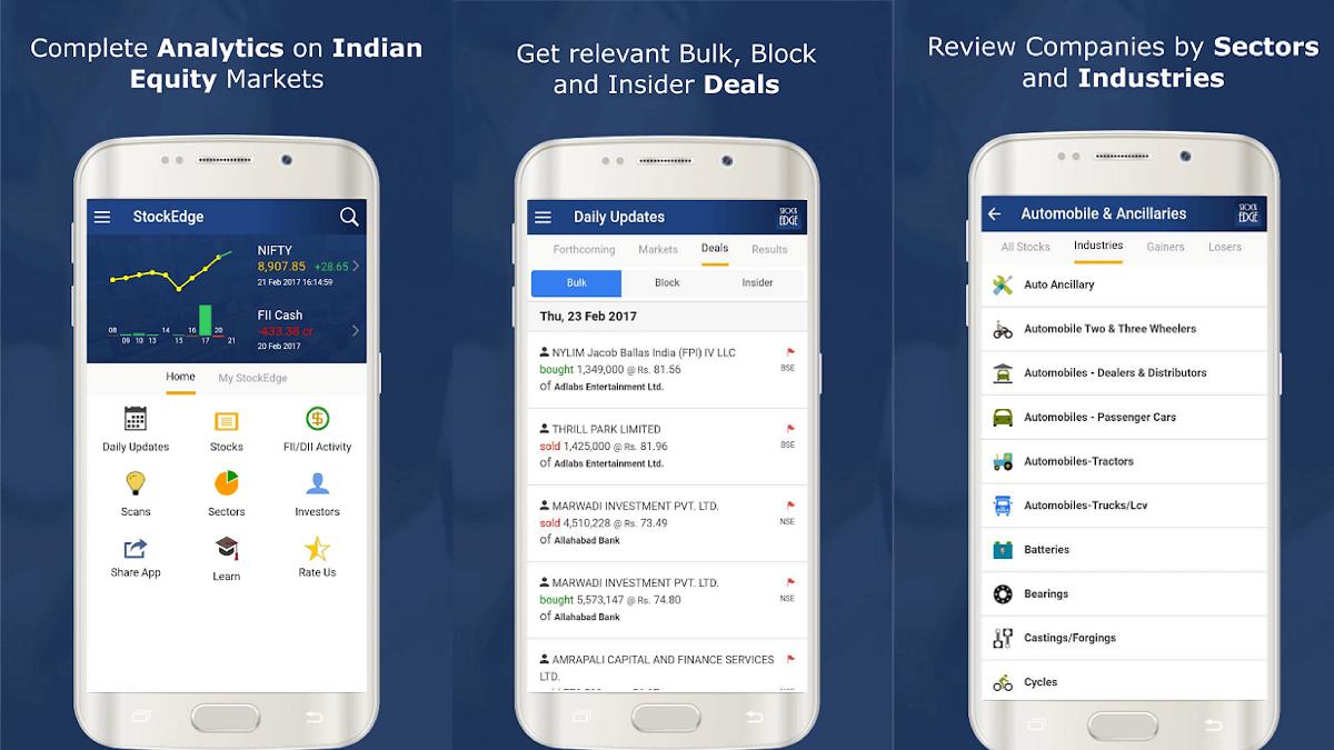 Stock Edge App