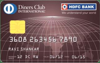 HDFC Diners Club Premium