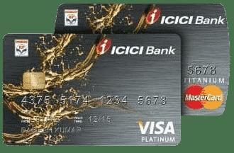 HPCL Platinum Credit Card - ICICI Bank
