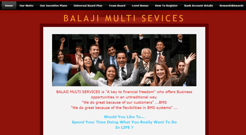 Balaji Multi Services