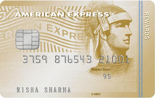 Amex Membership Rewards Credit Card