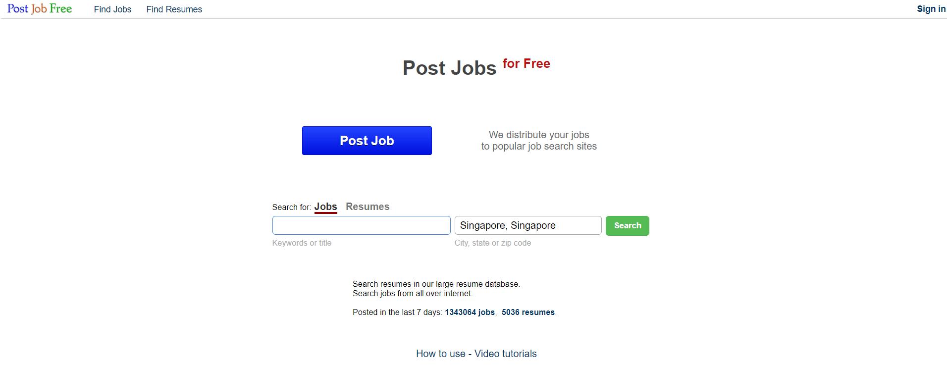 PostJobsFree