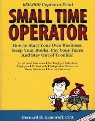 Small Time Operator by Bernard B. Kamoroff