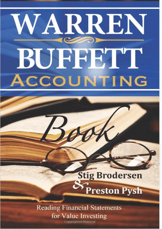 Warren Buffett Accounting Book