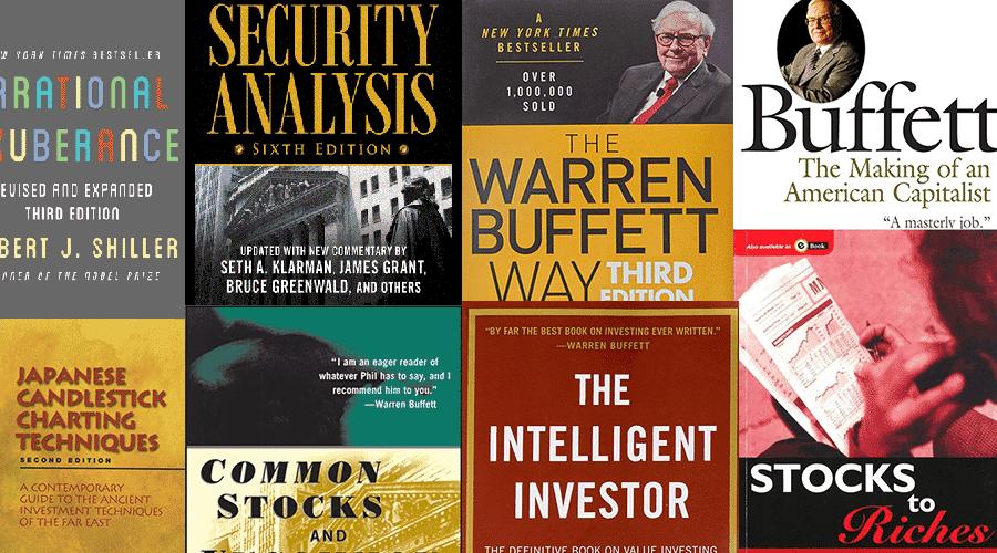 20 Must-Read Books For Stock Market Investors