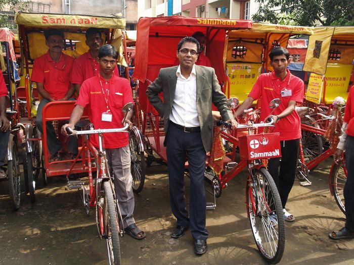 Entrepreneuring India – Irfan Alam and SammaaN Foundation