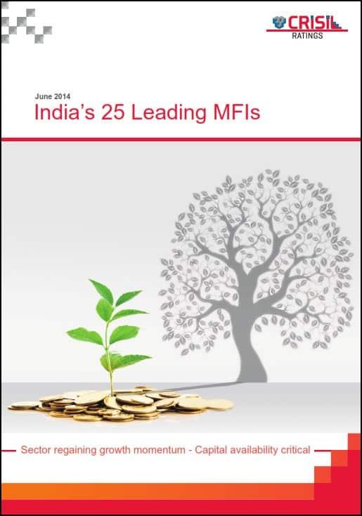 Top Microfinance Companies in India 2014 – 2015 List