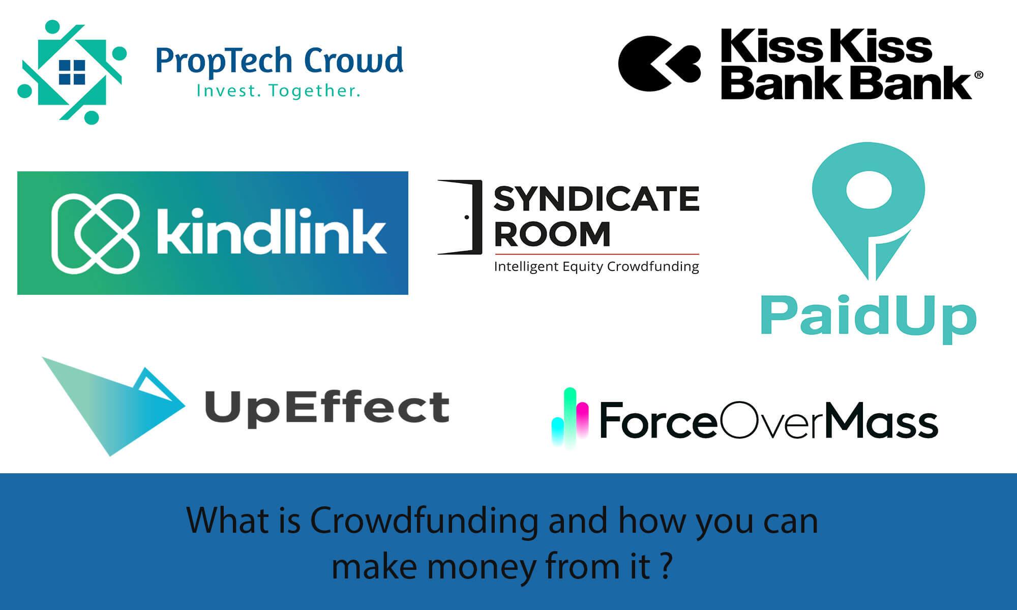 7 New Crowdfunding Websites