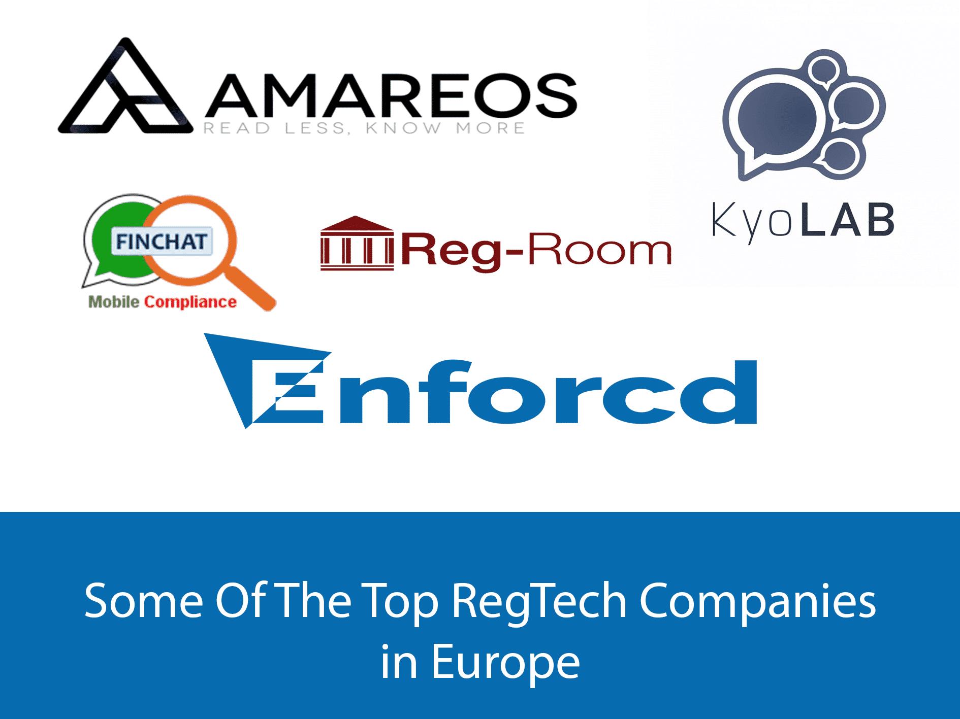 11 Regtech Compliance Companies