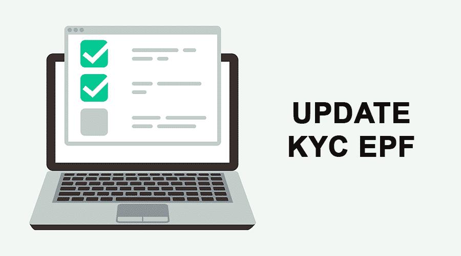 How To Update KYC EPF UAN online?