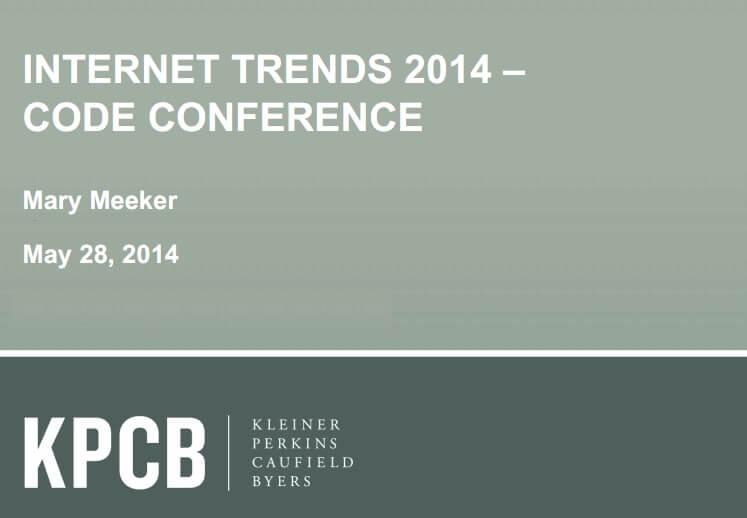 World Internet Trends 2014-2015