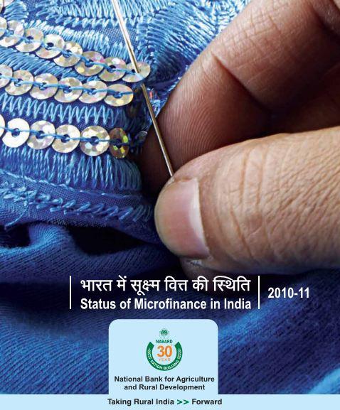 NABARD Microfinance India Report 2011