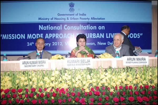 National Urban Livelihoods Mission to setup Aadhar Kendras
