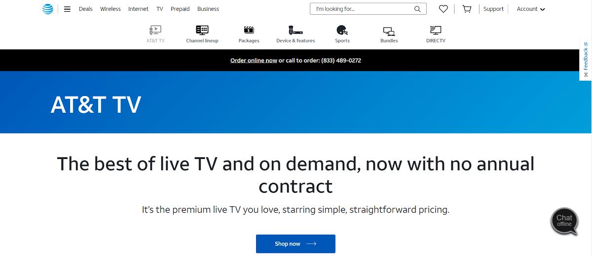 AT & T TV | Netflix Affiliate Program and Alternatives 2020