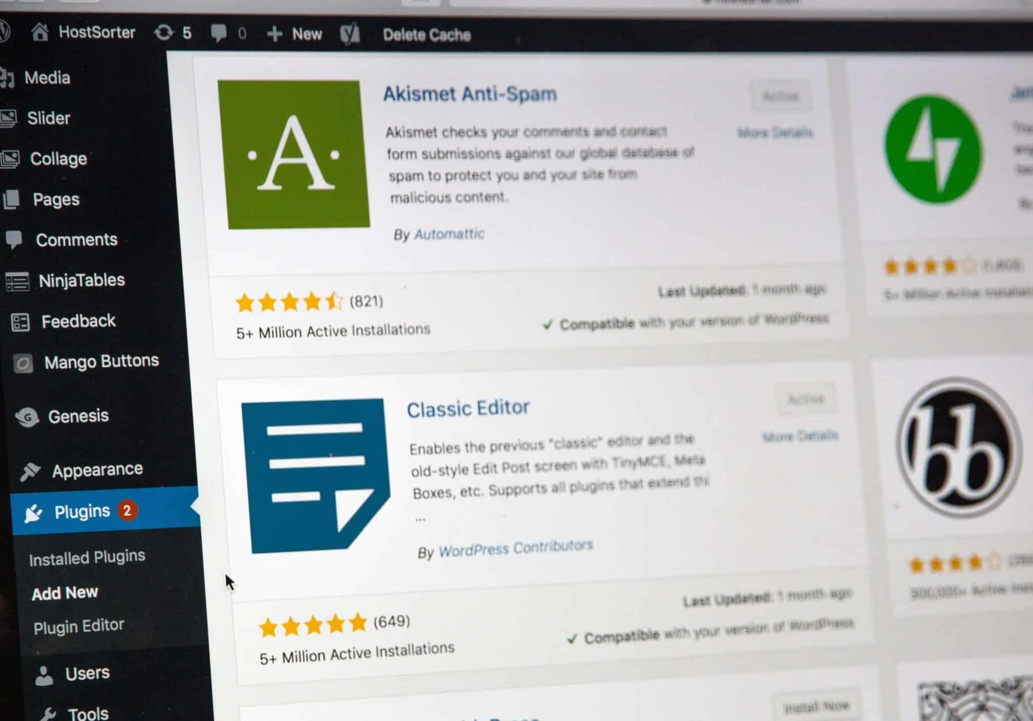 Create WordPress Plugins