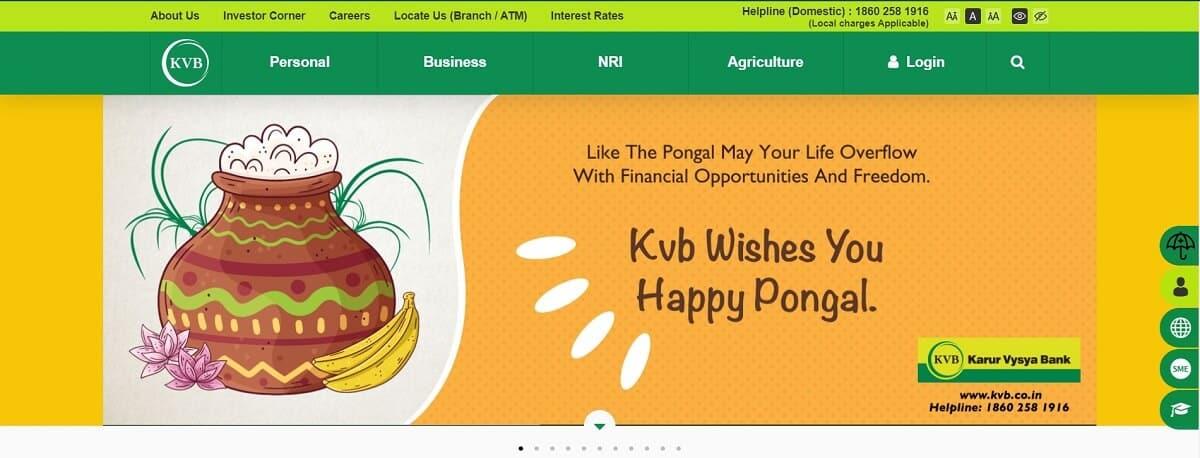 Karur Vyasa Bank Jumbo Kids Savings Account