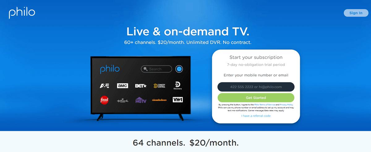 Philo TV | Netflix Affiliate Program and Alternatives 2020