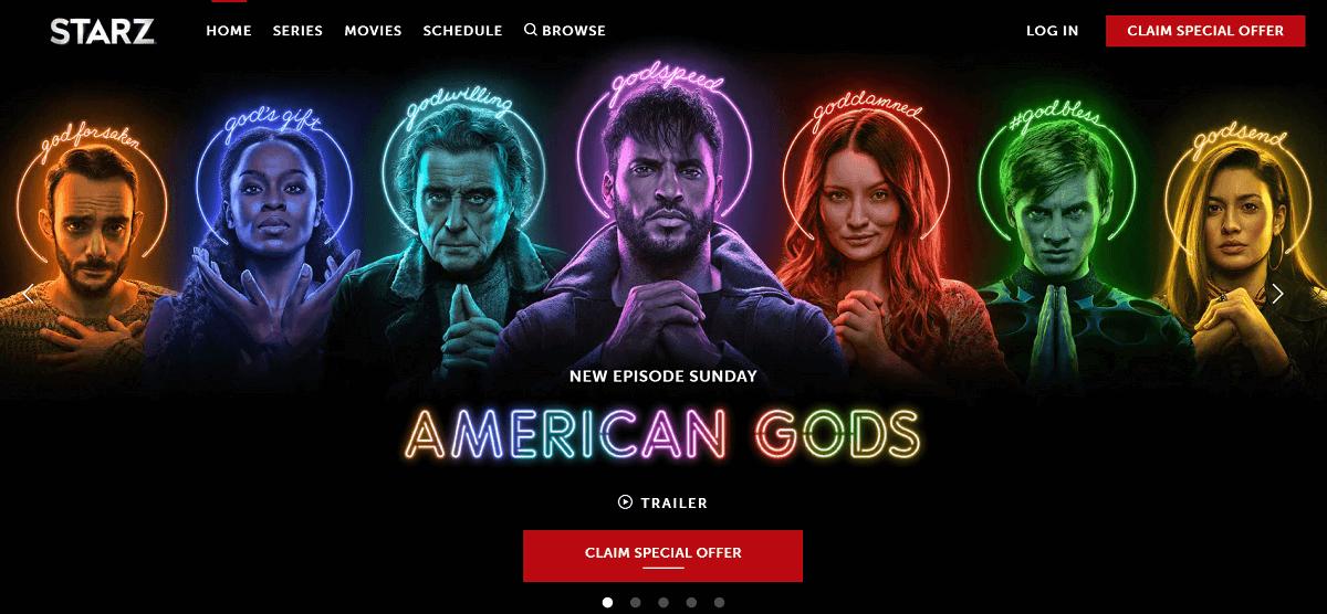 Starz | Netflix Affiliate Program and Alternatives 2020