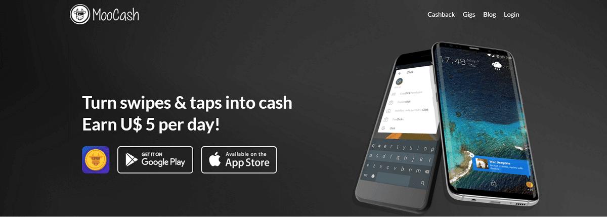 Moocash | Top Money Earning Apps In India