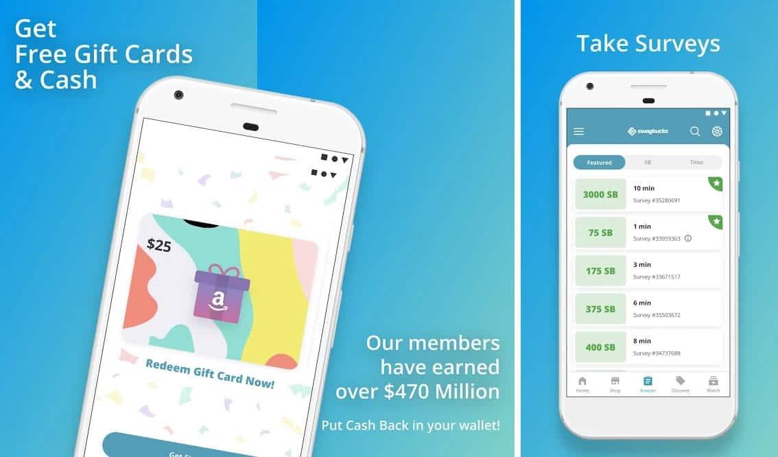 Swagbucks | Top Money Earning Apps In India