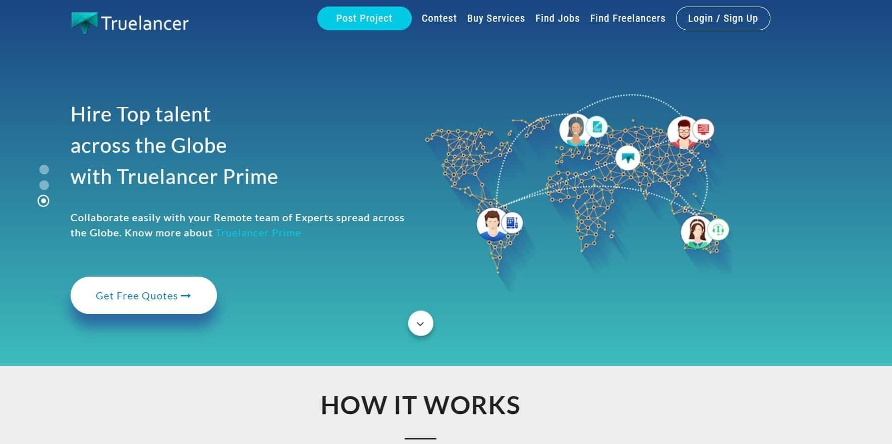 Truelancer | Best Micro Job Sites to Make Money Online (2021)