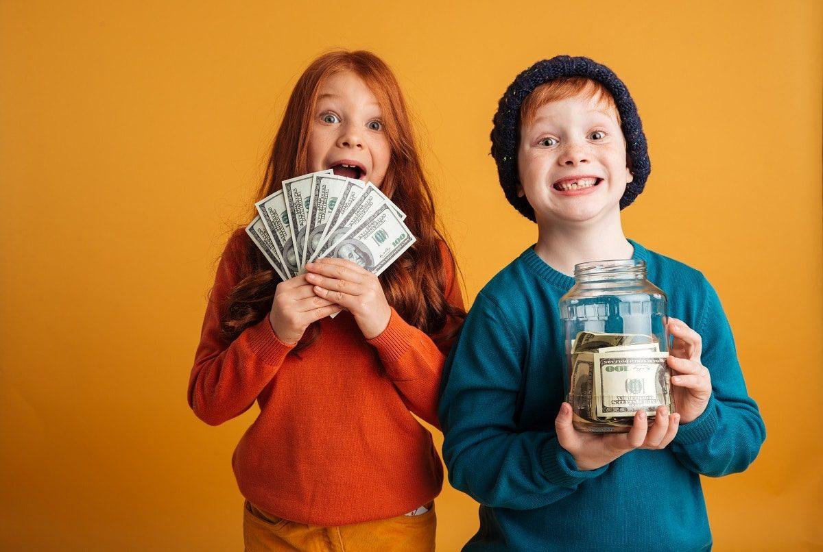 50+ Ways to Make Money as a Kid