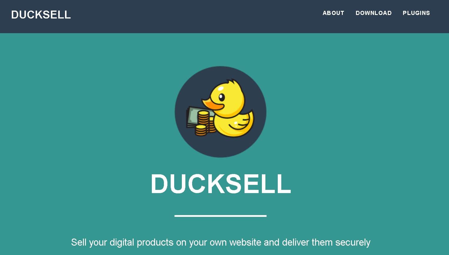 DuckSell | Best Gumroad Alternatives