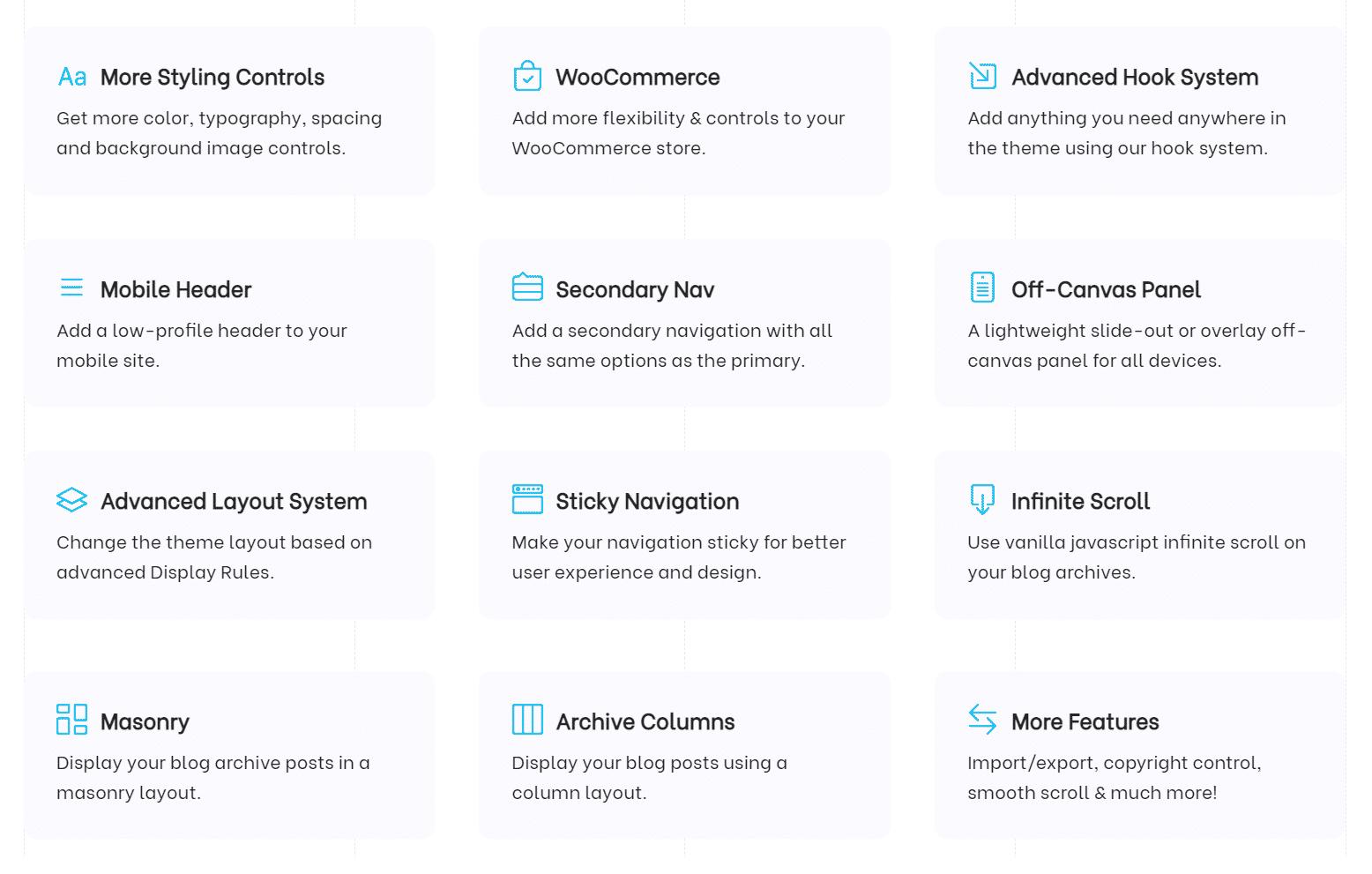 GeneratePress Premium Features