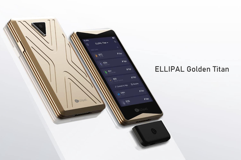 Ellipal Golden Titan   How to buy SafeMoon
