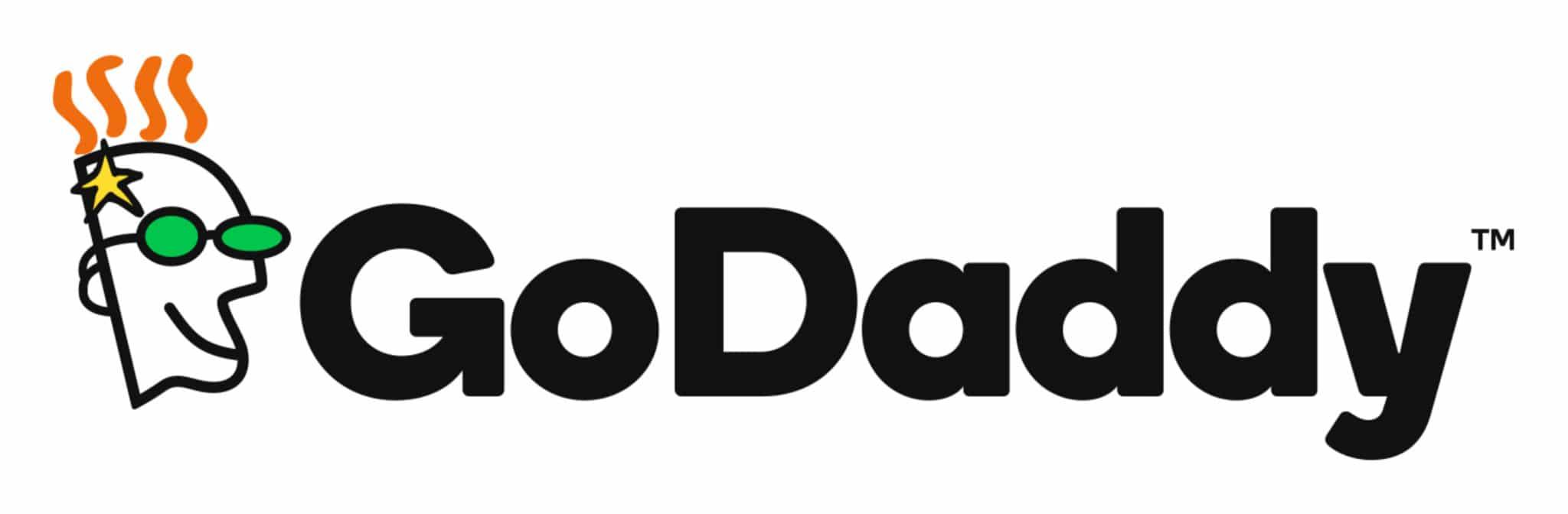 GoDaddy Logo | Best Cheap Domain Registrars (2021)