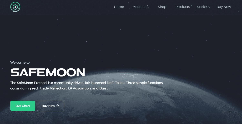 Salemoon   How to buy SafeMoon
